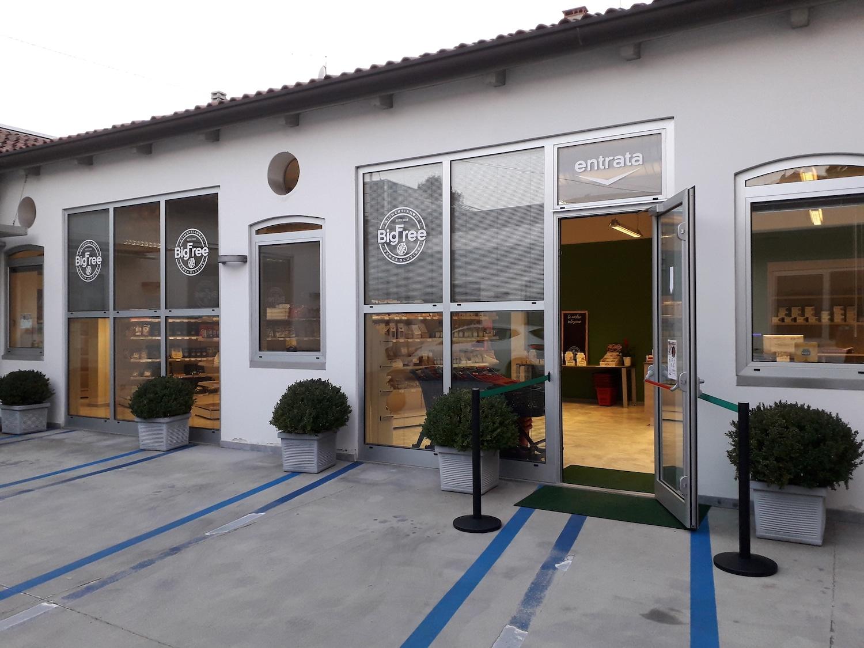BigFree Negozio e bar senza glutine gluten free celiaci a Vicenza 020